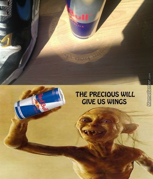 Who Needs Big Eagles When You Have Red Bull