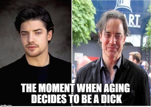 Who Needs Special Effects For New Mummy Movie When You Have Brendan Fraser!