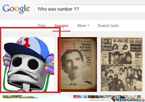 Who Was Number One?