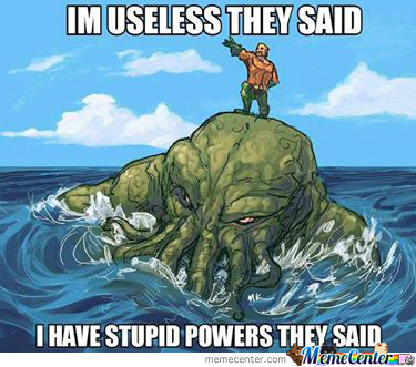 Who Will Be Useless When He Summons Cthulhu?