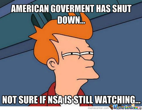Who Will Tell... Well The Nsa Will Deny It...