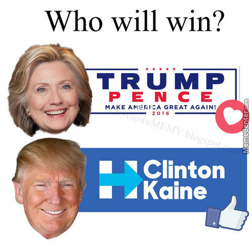 Who Will Win?