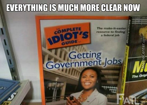 Who Works In The Government?
