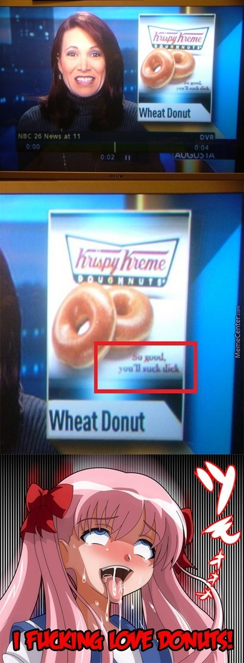 Who Wouldn't Do That For Donuts