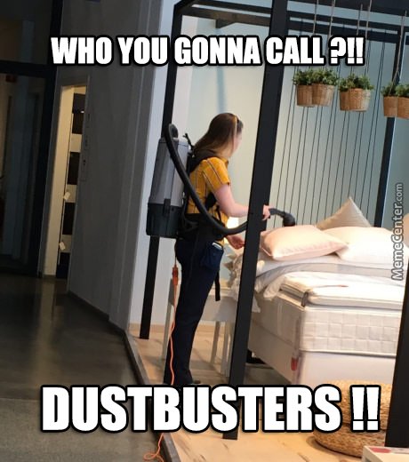 Who You Gonna Call ?!!