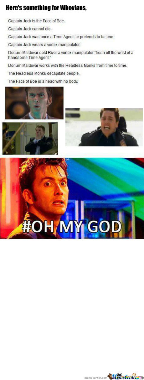 Whovians (Doctor Who Fans)