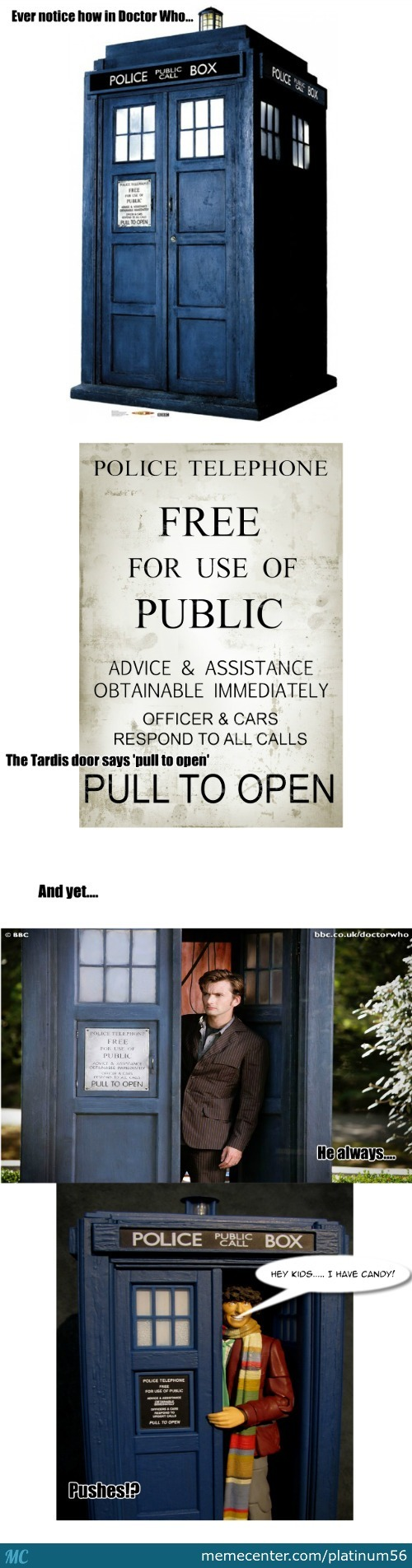 Whovians Rule!