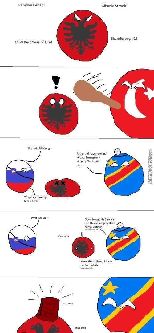 Why Albania Wears A Hat