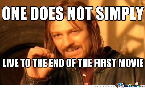 Why Does Boromir Have To Die?!