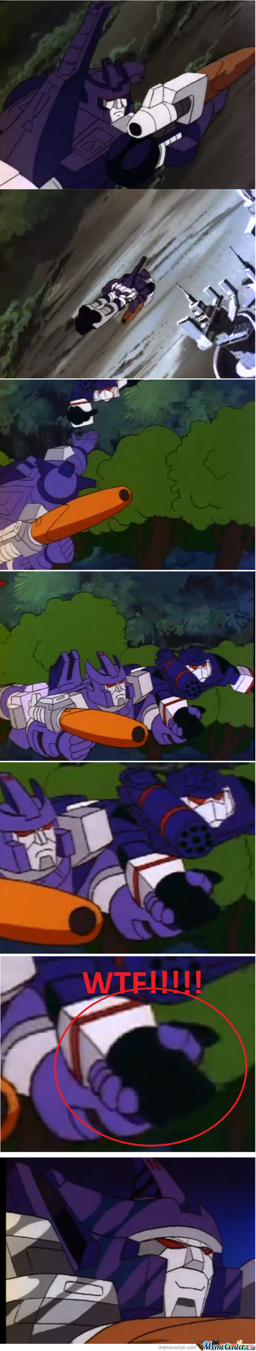 Why Galvatron!!!