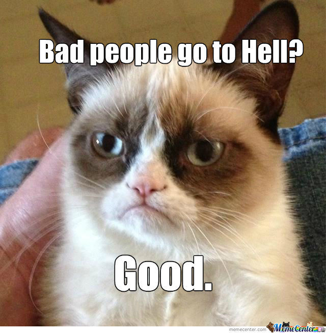 Why Grumpy Cat Isn't An Atheist