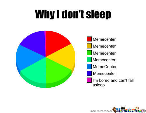 Why I Don't Sleep