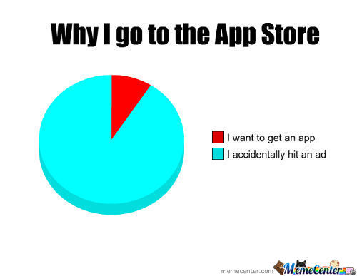 Why I Go To The App Store