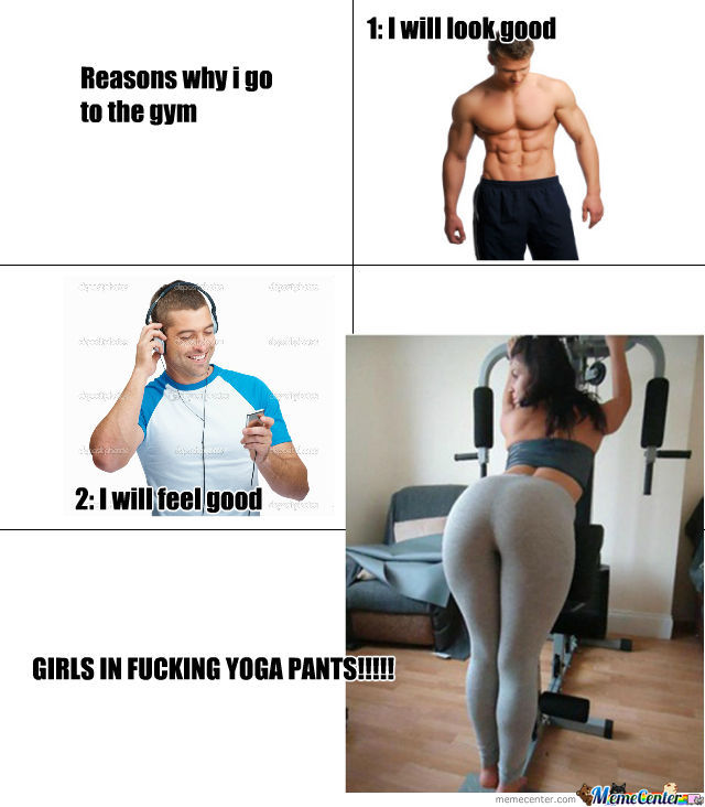 Why I Go To The Gym