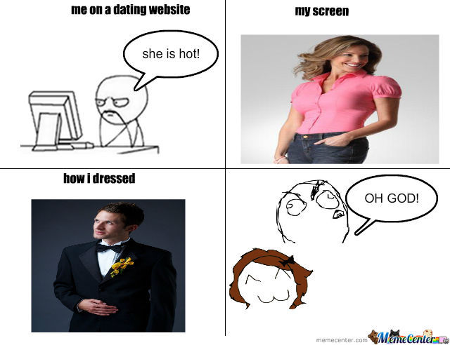 On dating sites when in a relationship meme