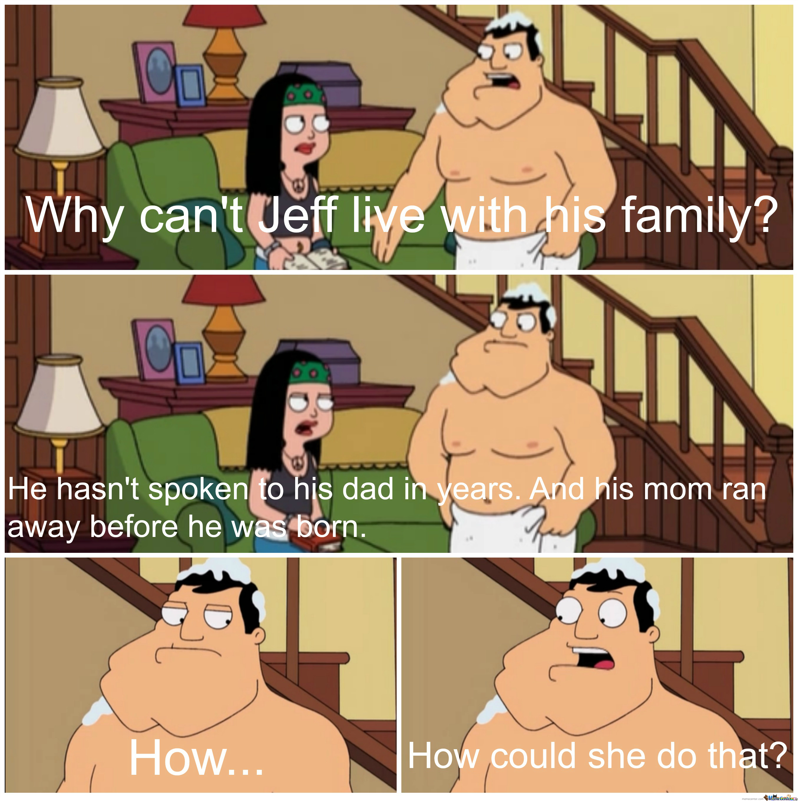 Why I Love American Dad