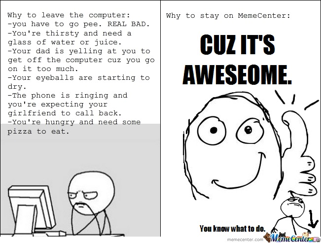Why Is Memecenter Awesome?
