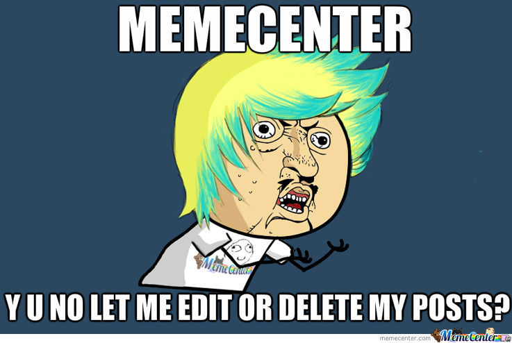 Why Memecenter, Why?