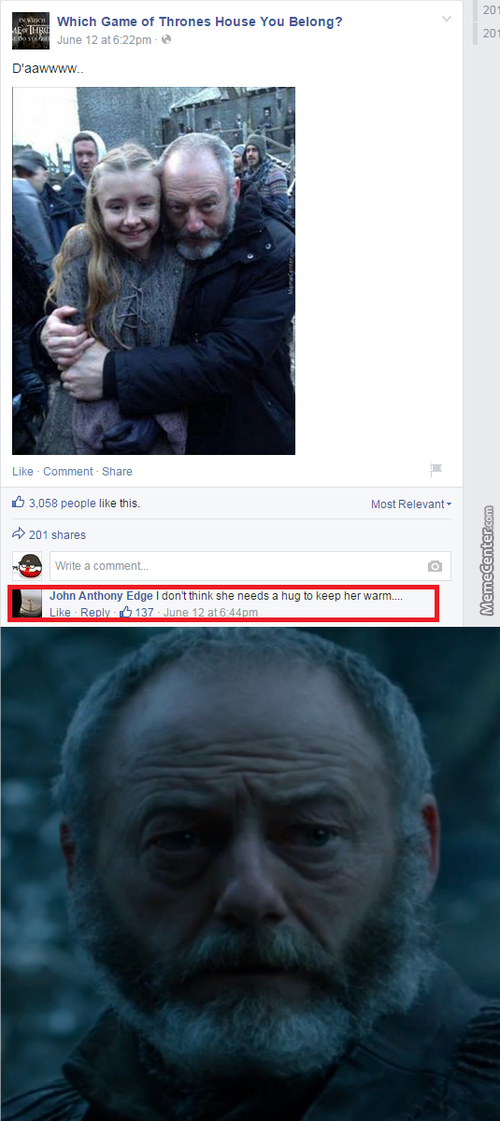 Why Must You Hurt Poor Davos