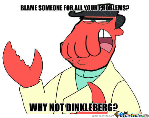 Why Not Zoidberg/dinkleberg