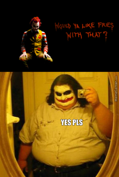 Why So... Little Fries?