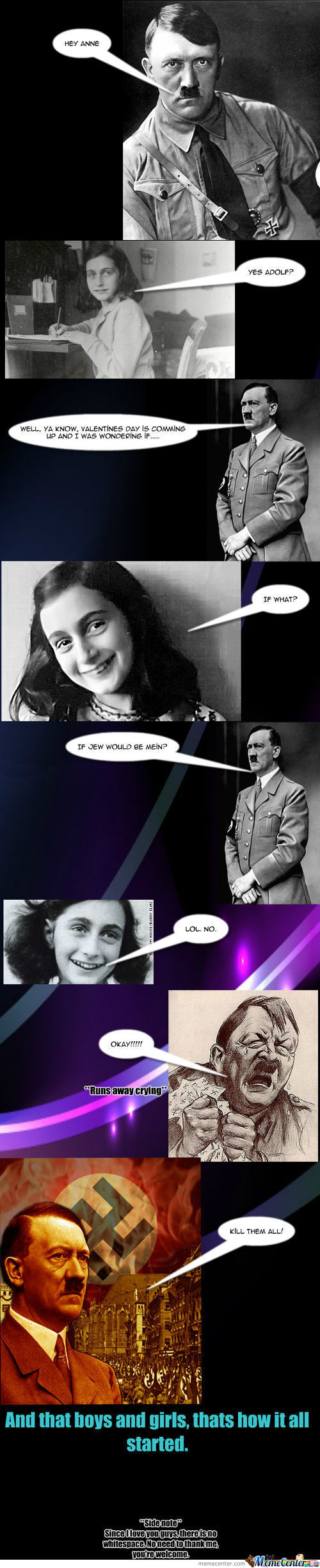 Why The Holocaust Really Happened.