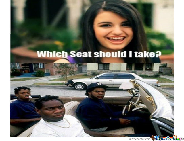 Wich Seat Should I Take Lol