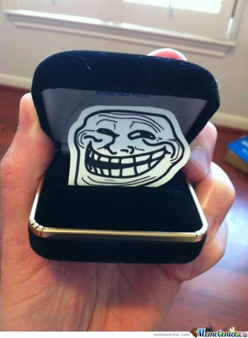 Will You Marry Me Trollinda?