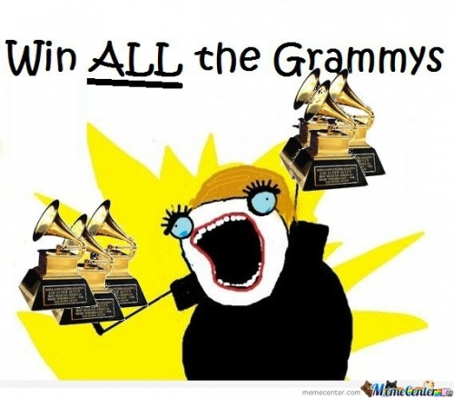 Win ALL the Grammy