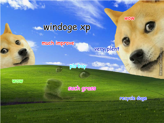 Windoge xp - photo#2