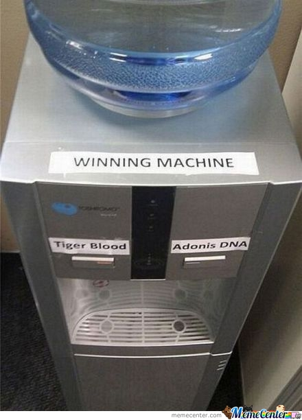 Winning Machine
