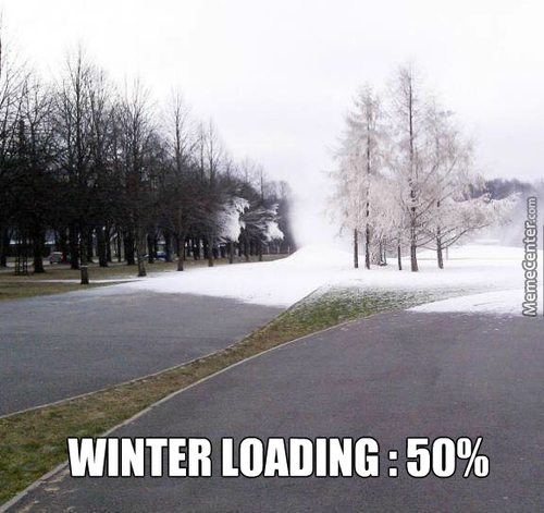 Winter Loading
