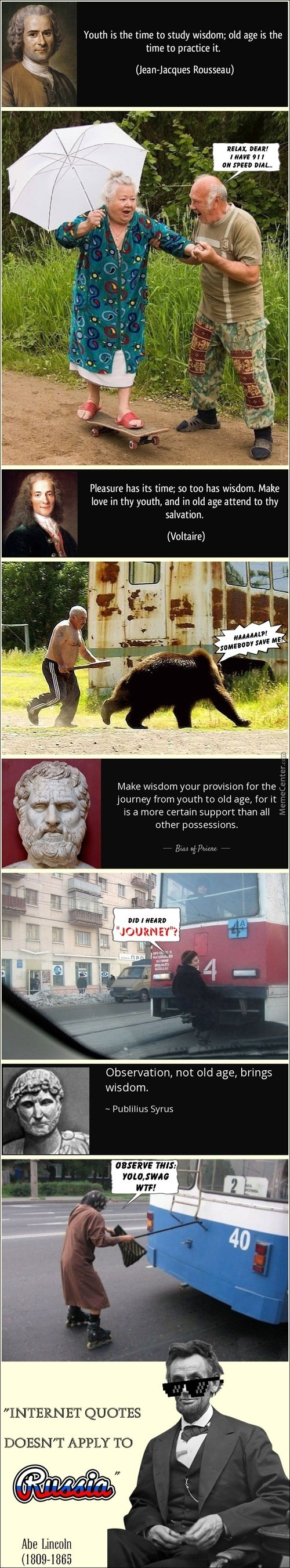 Wisdom, Quotes And Internet.