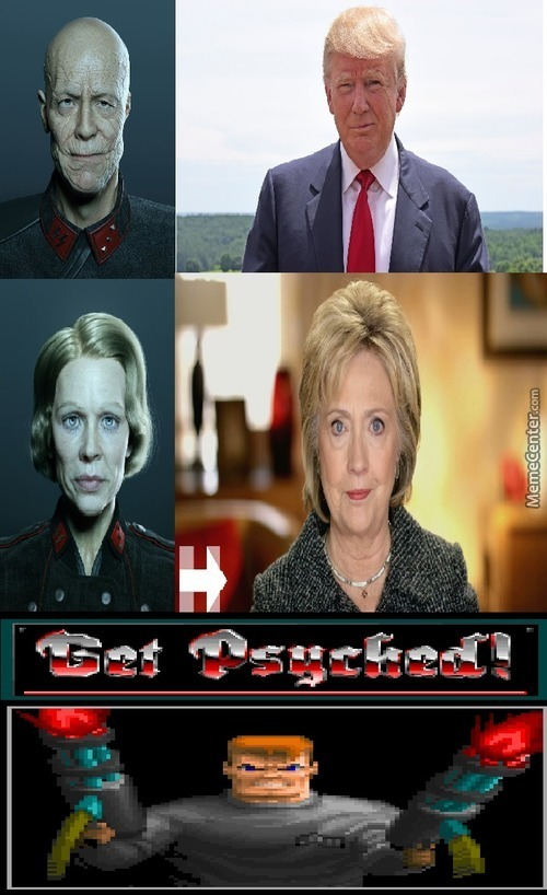 Wolfenstein In Real Life