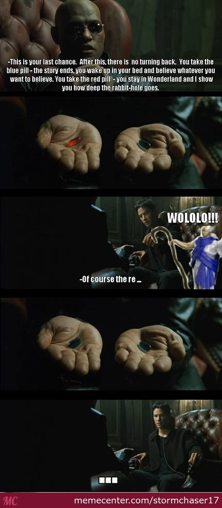 Wololotrix! (Age Of Empires Fans Will Get This)