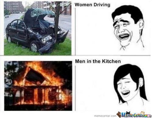 Women Vs Man