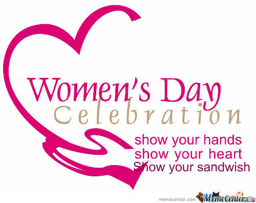 Women's Day Ay ?