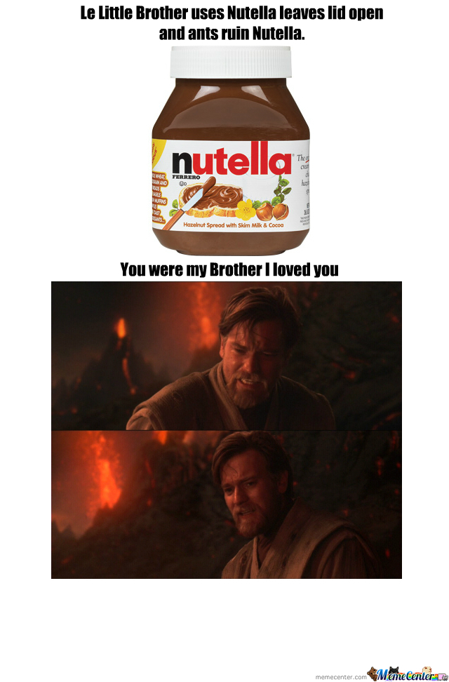 Wonderful Nutella