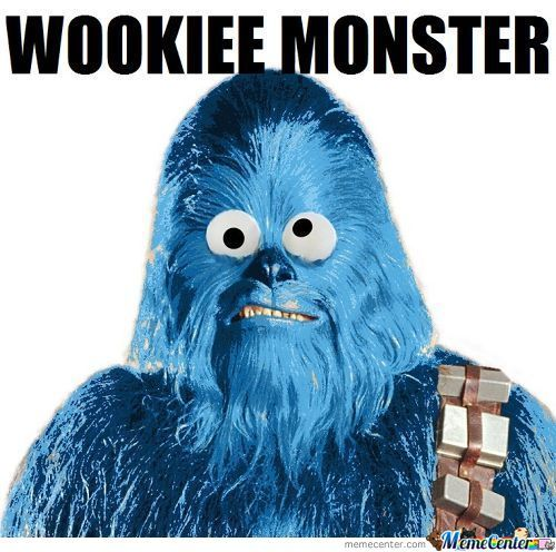 Wookiee Monster