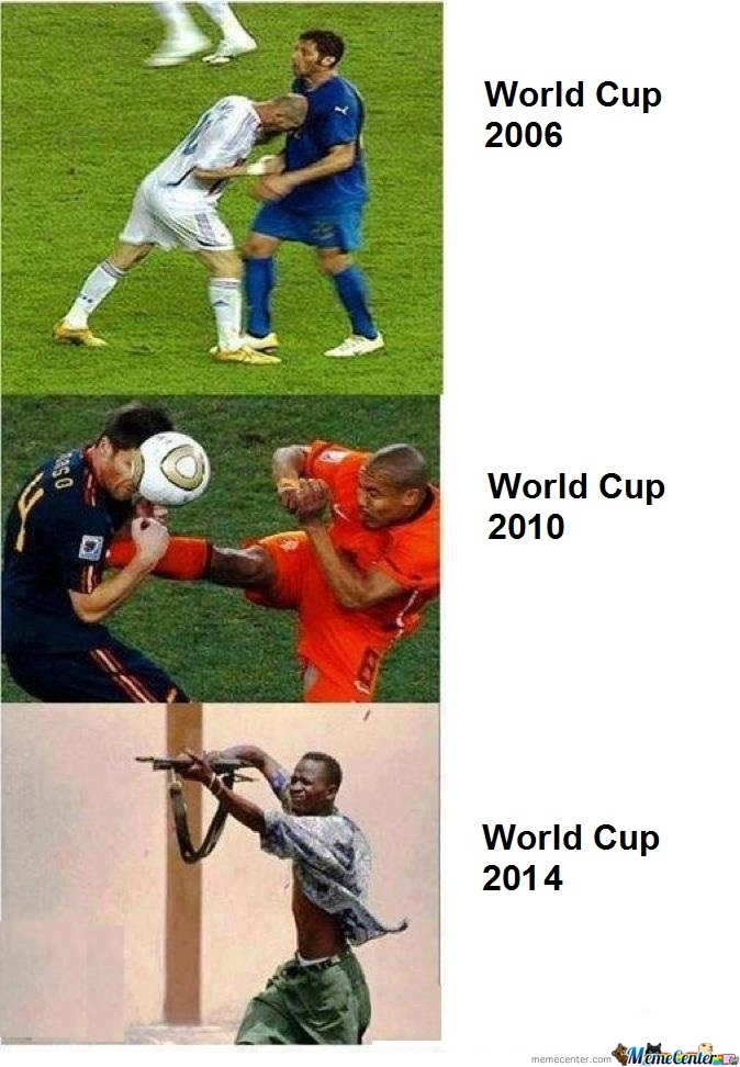 World Cups ...