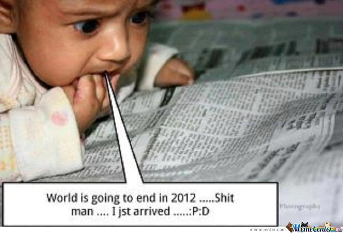 World Is Ending In 2012????
