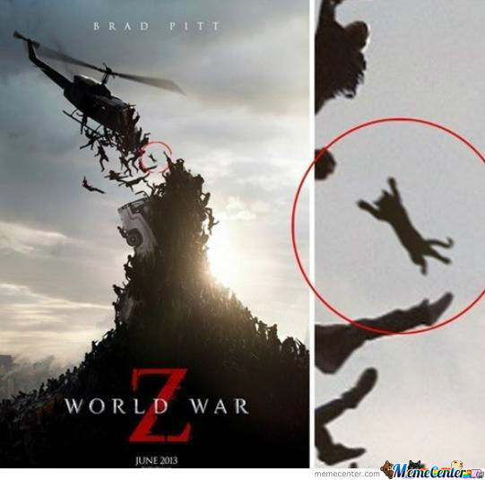 World War Z = Cat War Z