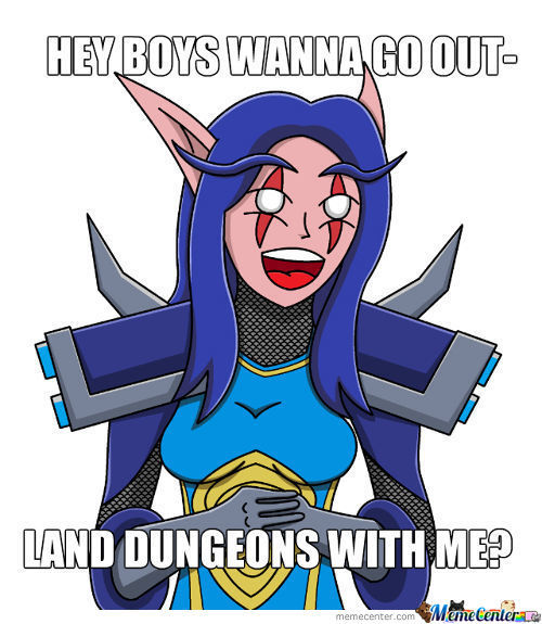 Wow - Friendzone Huntress