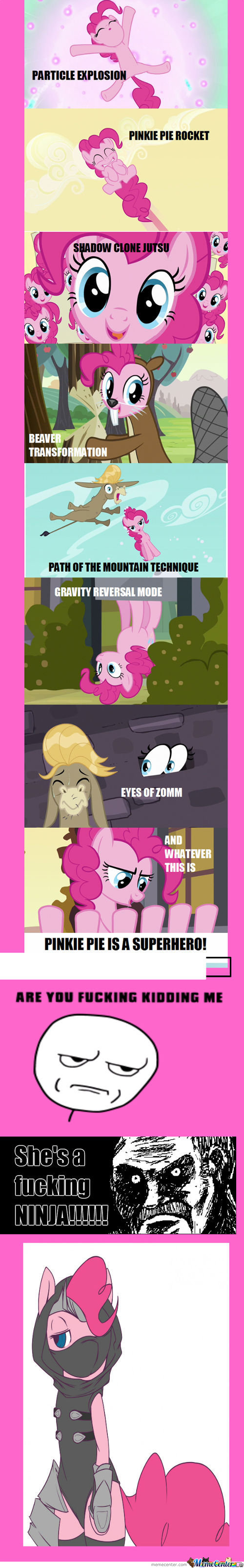 Wrong About Pinkie Pie