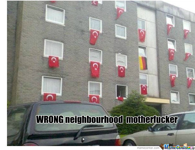 Wrong Neighbourhood Motherf****r