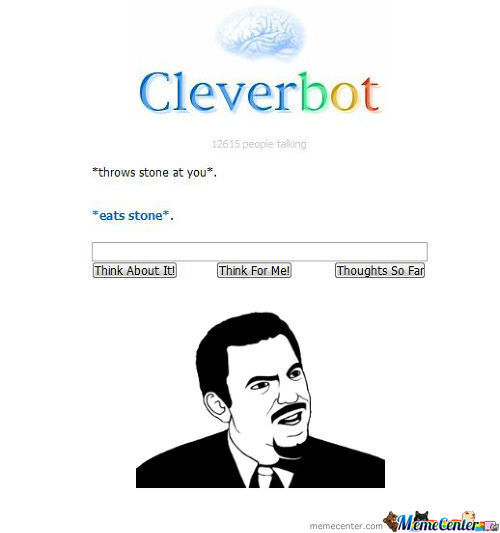 Wtf Cleverbot