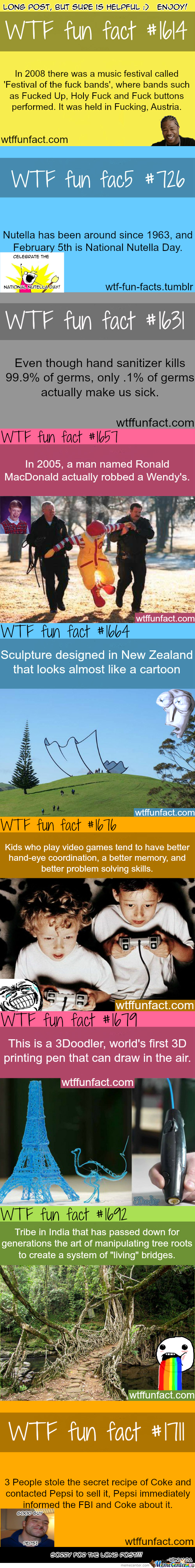 Wtf Fun Facts Compilation