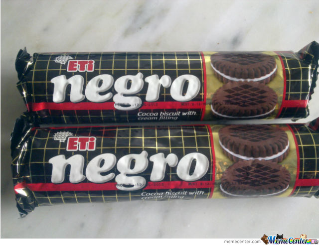 Turkish Negro Cocoa Biscuit
