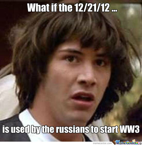 Ww3 (Sry Russians)