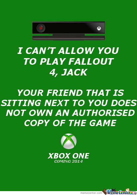 Xbox One Coming Soon.
